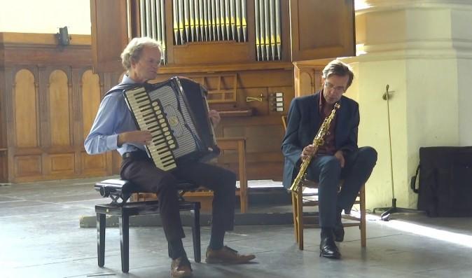 Duo Pieter de Mast-Bert van den Brink